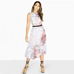Little Mistress Abigail Midi Dress NWT Size 12 US